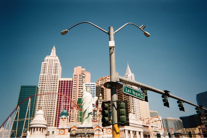 Paul Turounet, Las Vegas, Nevada, 2014
